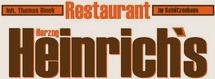 Restaurant Herzog Heinrich's - Logo